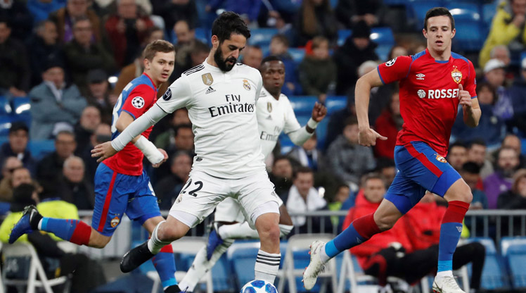 Real Madrid CSKA Moskova maç özeti