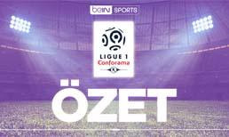 Paris St Germain Olympique Lyon maç özeti