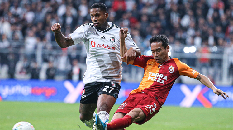 Beşiktaş Galatasaray maç özeti