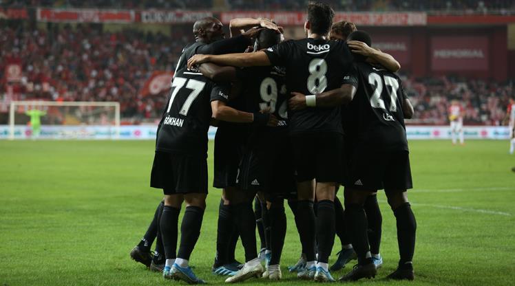 Antalyaspor Beşiktaş maç özeti