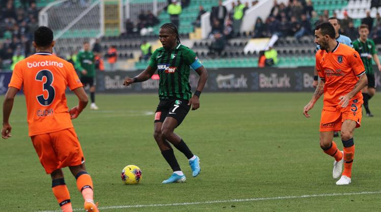 Yukatel Denizlispor Medipol Başakşehir maç özeti