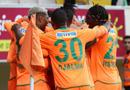 Aytemiz Alanyaspor BTC Türk Yeni Malatyaspor maç özeti