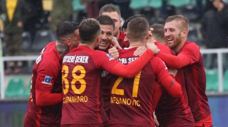Yukatel Denizlispor Hes Kablo Kayserispor maç özeti
