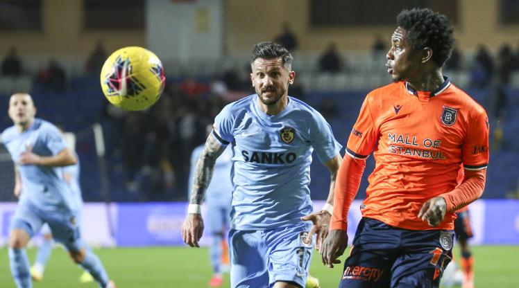 Medipol Başakşehir Gaziantep FK maç özeti