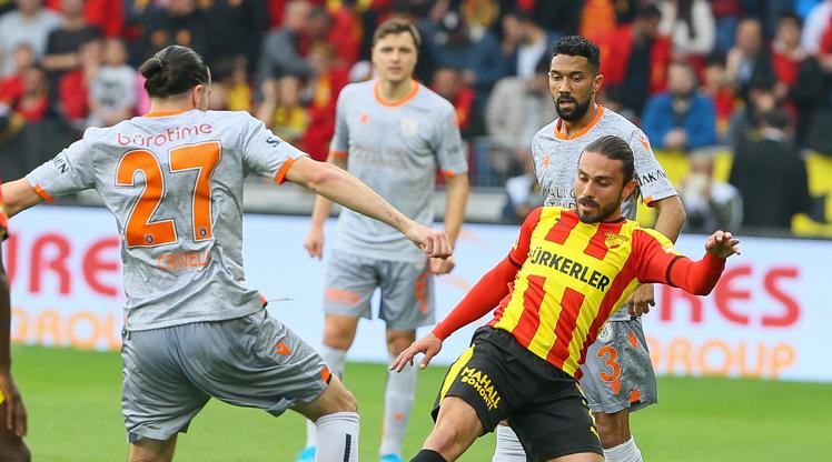 Göztepe Medipol Başakşehir maç özeti
