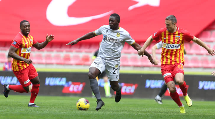 Hes Kablo Kayserispor BTC Türk Yeni Malatyaspor maç özeti