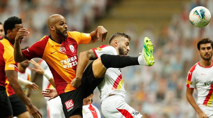 Galatasaray Göztepe maç özeti