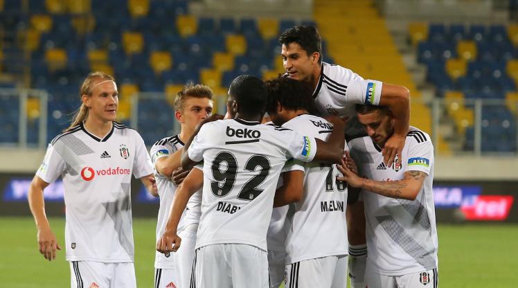 Gençlerbirliği Beşiktaş maç özeti