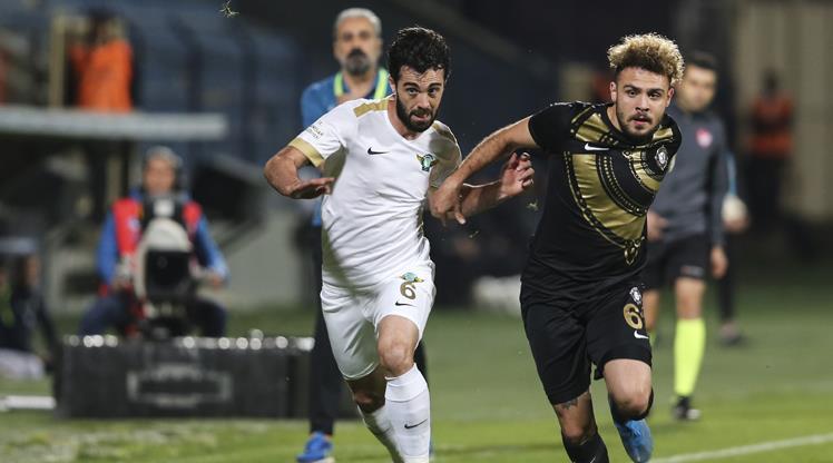 Osmanlıspor FK Akhisarspor maç özeti