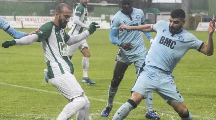Giresunspor Adana Demirspor maç özeti