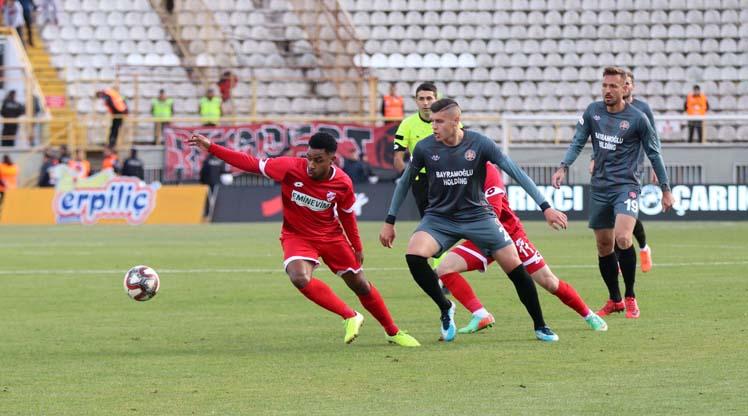 Boluspor Fatih Karagümrük maç özeti