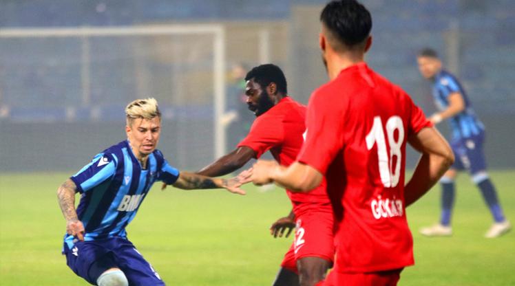 Adana Demirspor Cesar Grup Ümraniyespor maç özeti