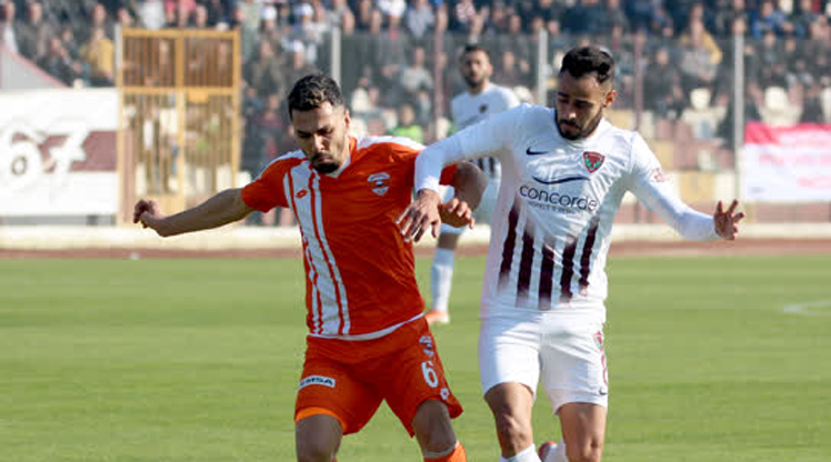 Hatayspor Adanaspor maç özeti