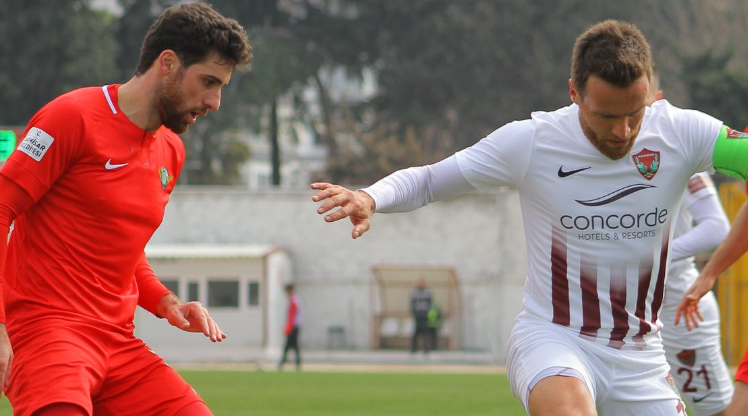 Hatayspor Akhisarspor maç özeti