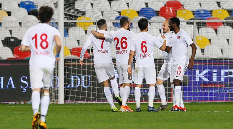 Altınordu Cesar Grup Ümraniyespor maç özeti