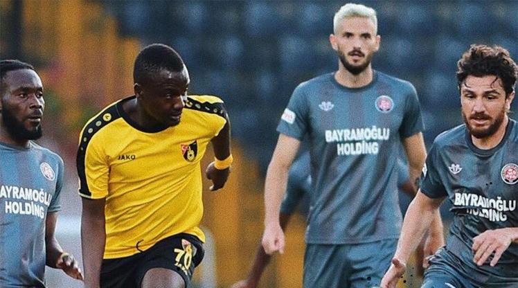 Fatih Karagümrük İstanbulspor maç özeti