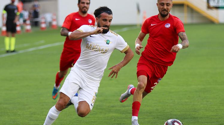 Akhisarspor Keçiörengücü maç özeti