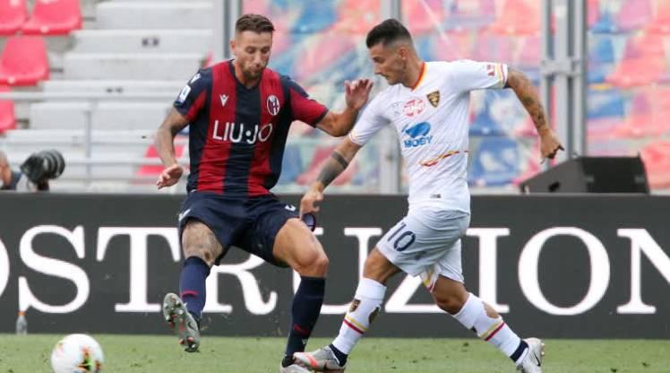 Bologna Lecce maç özeti