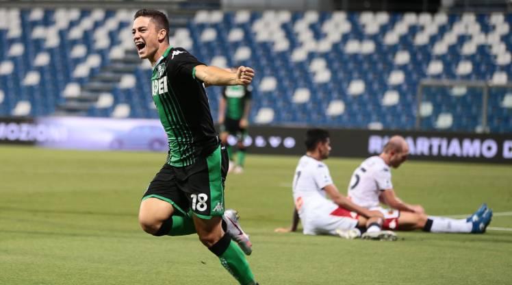 Sassuolo Genoa maç özeti