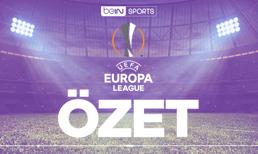 Ludogorets Razgrad Ferencvaros maç özeti