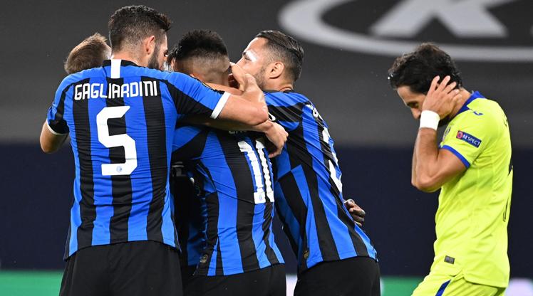 Inter Getafe maç özeti