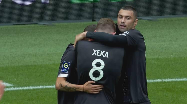 Reims Lille maç özeti