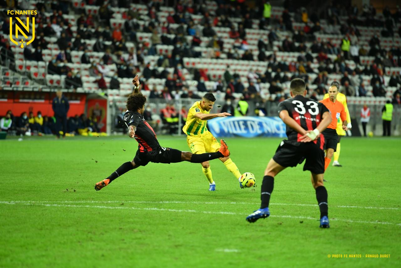 Nice Nantes maç özeti