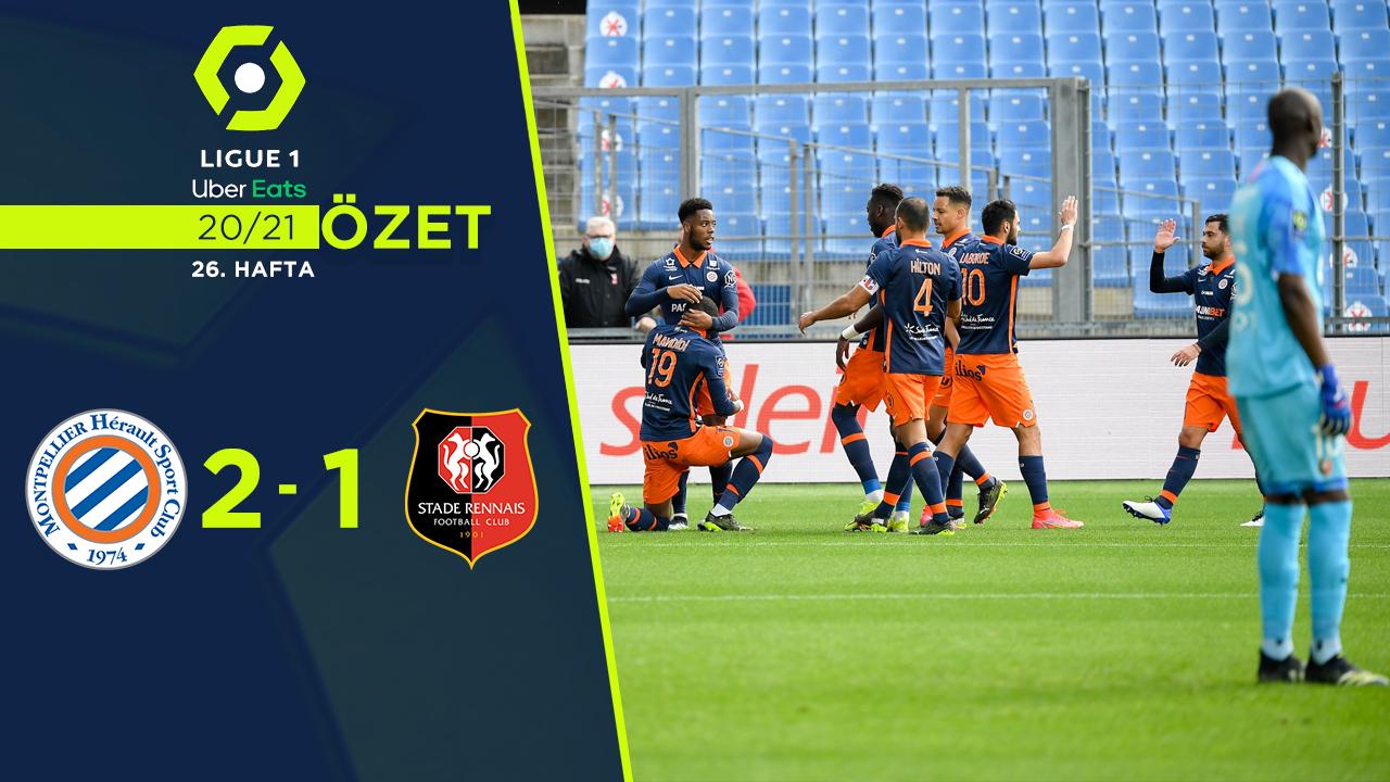 Montpellier Rennes maç özeti