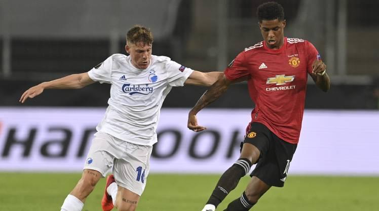 Manchester United FC Copenhagen maç özeti