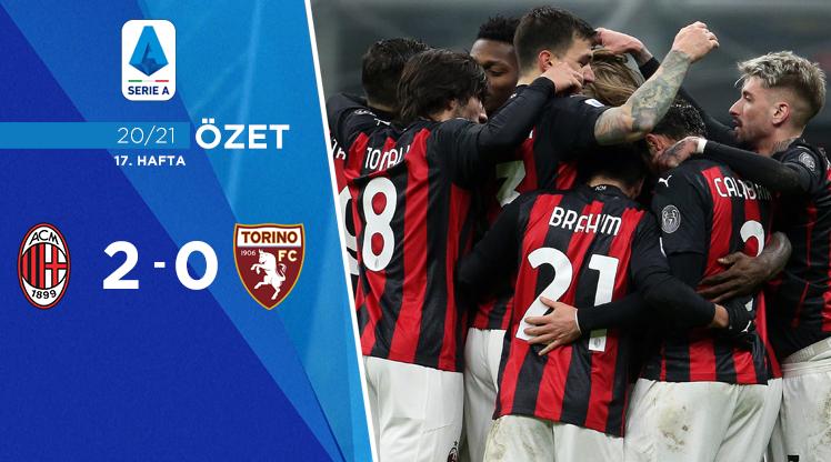 Milan Torino maç özeti