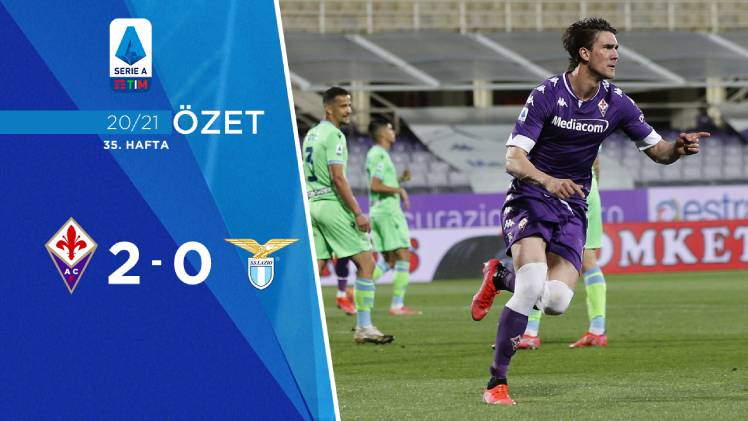Fiorentina Lazio maç özeti