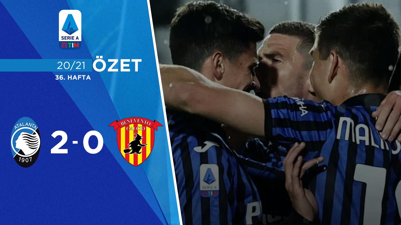 Atalanta Benevento maç özeti