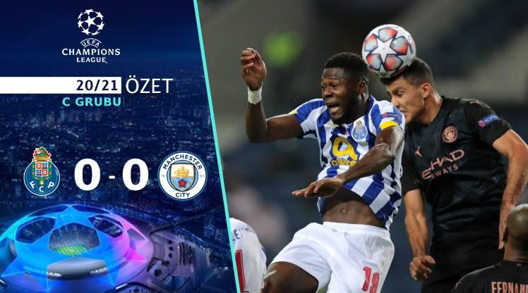 Porto Manchester City maç özeti