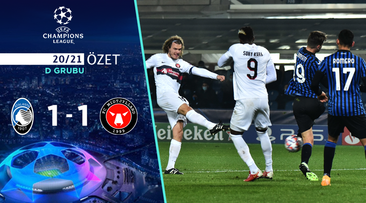 Atalanta FC Midtjylland maç özeti
