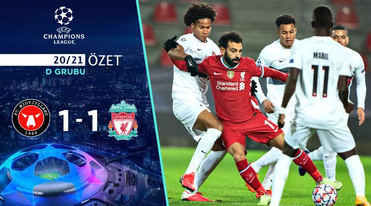 FC Midtjylland Liverpool maç özeti