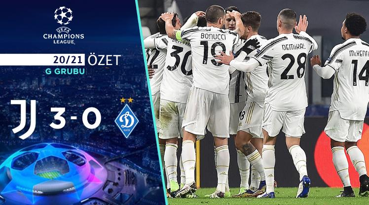 Juventus Dinamo Kiev maç özeti