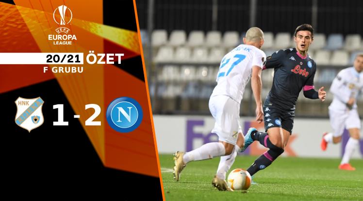 Rijeka Napoli maç özeti