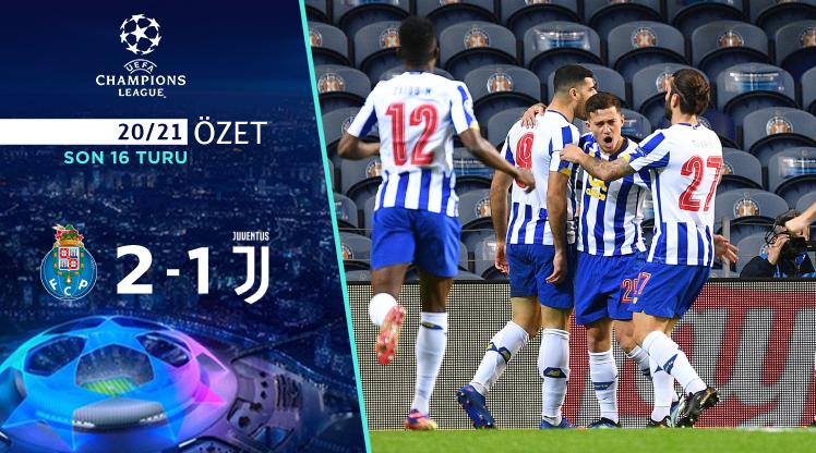 Porto Juventus maç özeti