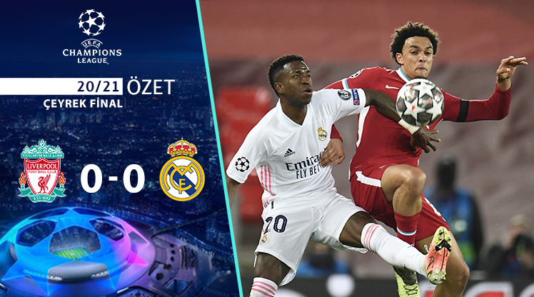 Liverpool Real Madrid maç özeti