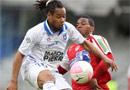 Auxerre Stade Brest 29 maç özeti