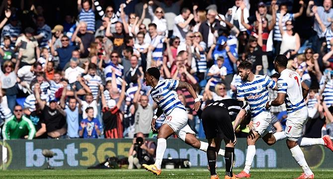 Queens Park Rangers Newcastle United maç özeti