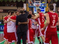 CSP Limoges Cedevita maç özeti