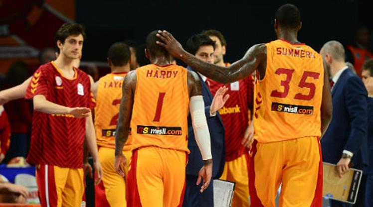 Galatasaray İstanbul BBSK maç özeti
