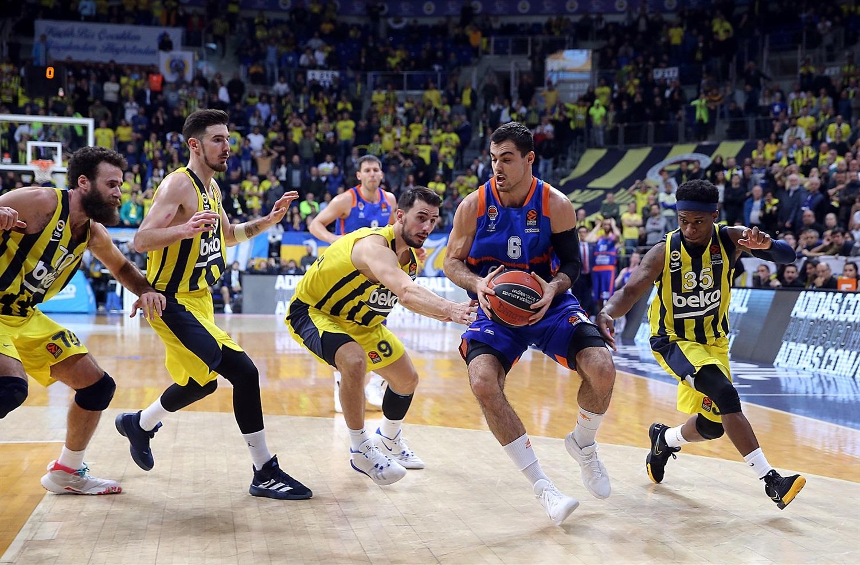 Fenerbahçe Beko Valencia BC maç özeti