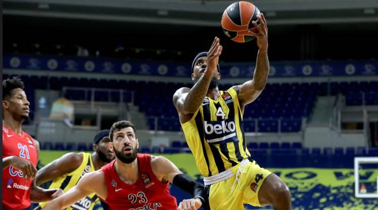 Fenerbahçe Beko CSKA Moskova maç özeti
