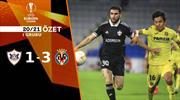 ÖZET | Karabağ 1-3 Villarreal