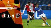 ÖZET | Feyenoord 1-4 Wolfsberger