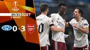 ÖZET   Molde 0-3 Arsenal