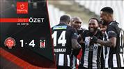 ÖZET | Fatih Karagümrük 1-4 Beşiktaş
