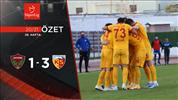 ÖZET   A. Hatayspor 1-3 HK Kayserispor